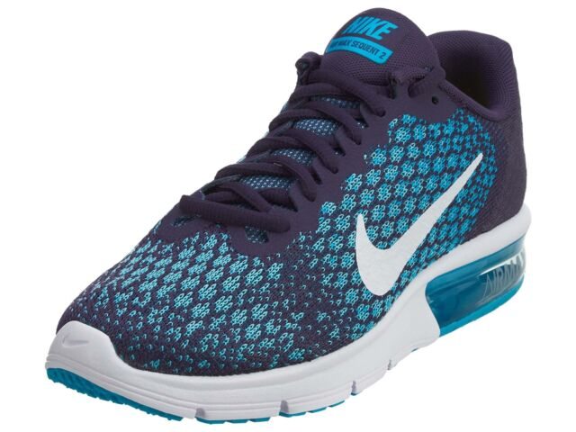 77d4883a32d Nike Air Max Sequent 2 Women s Running Training Shoes Size 8 Style ...