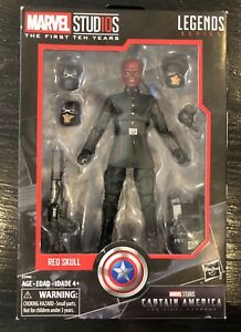 Marvel Legends Red Skull The First Ten Years #2 New Sealed 2017