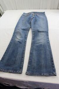 W31 529 Tr L32 J0449 Jeans Bleu Levi's qFyUv7wg