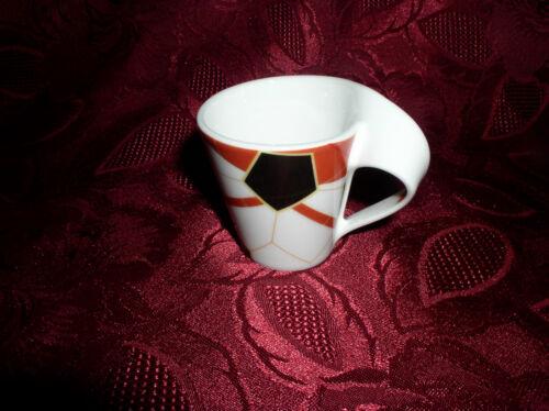 Villeroy /& boch New wave Design Marc Manu Coupe du monde 2006 Espresso tasse v /& b