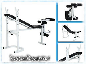 weight bench press home gym exercise equipment workout