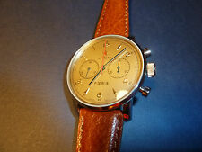 NEW! SEA-GULL Chronograph Mechanical Manual PAPERS Seagull 1963 42mm ST19 ST-19