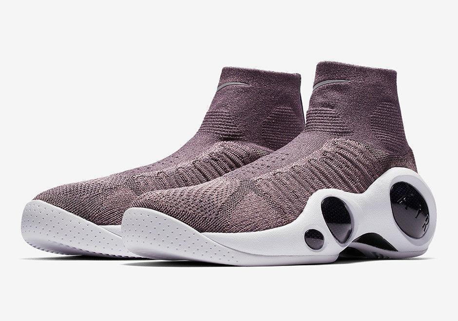 Nike Flight Bonafide Taupe Grey Dark Raisin Jason Kidd Multiple Sizes