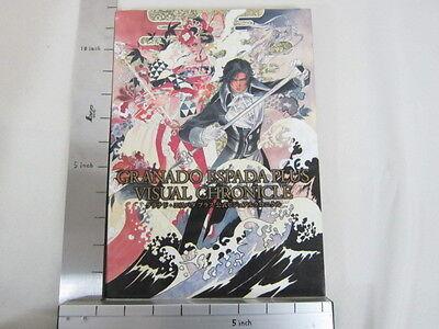 JAPAN Tomomi Kobayashi Granado Espada Plus Official Visual Chronicle Art Book
