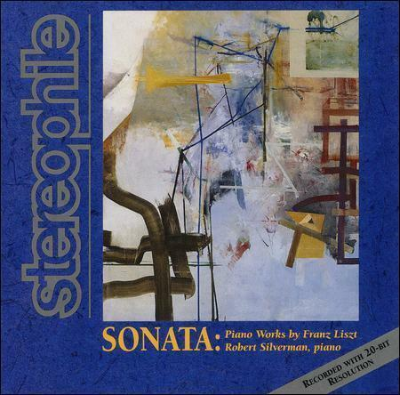 Sonata Piano Works By Franz Liszt CD, Stereophile  - $49.98