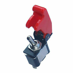 INTERRUPTEUR-Type-Aviation-Style-AVIATION-30Amp-ON-OFF-ROUGE