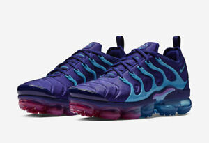 hot sales 83207 237d1 Details about Nike Men's Air Vapormax Plus Regency Purple Light Bone Fury  Pink BV6079-500