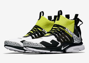 100 Yellow Dynamic zapatos Presto Mid Receipt Nike Air W 12 Ah7832 Acronym Bwx4qnOfR