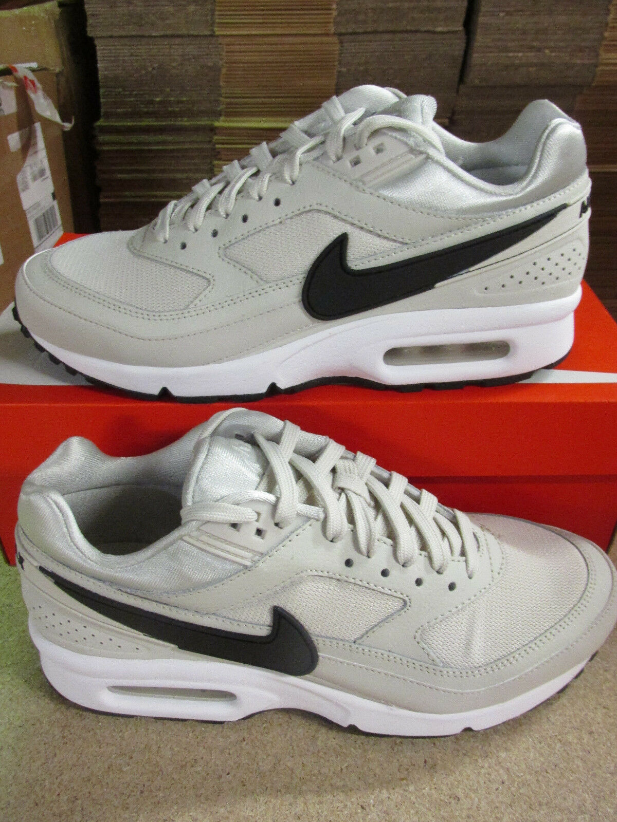 Nike Air Max BW SE Womens Running Tr819 001 Sneakers Shoes