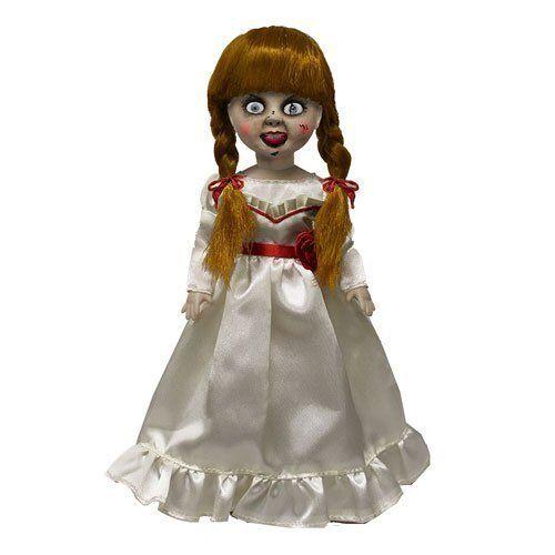 Echt Mezco Toyz Living Dead Dolls Geschenke  The Conjuring Annabelle Puppe