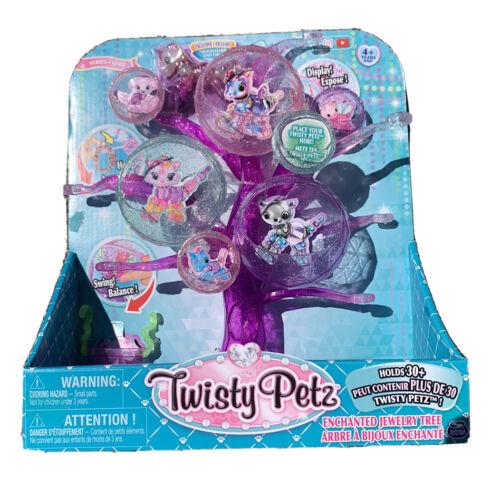 Tordu série Petz 3 Enchanted Jewelry TreeExclusive moonstarr univorn NOUVEAU!