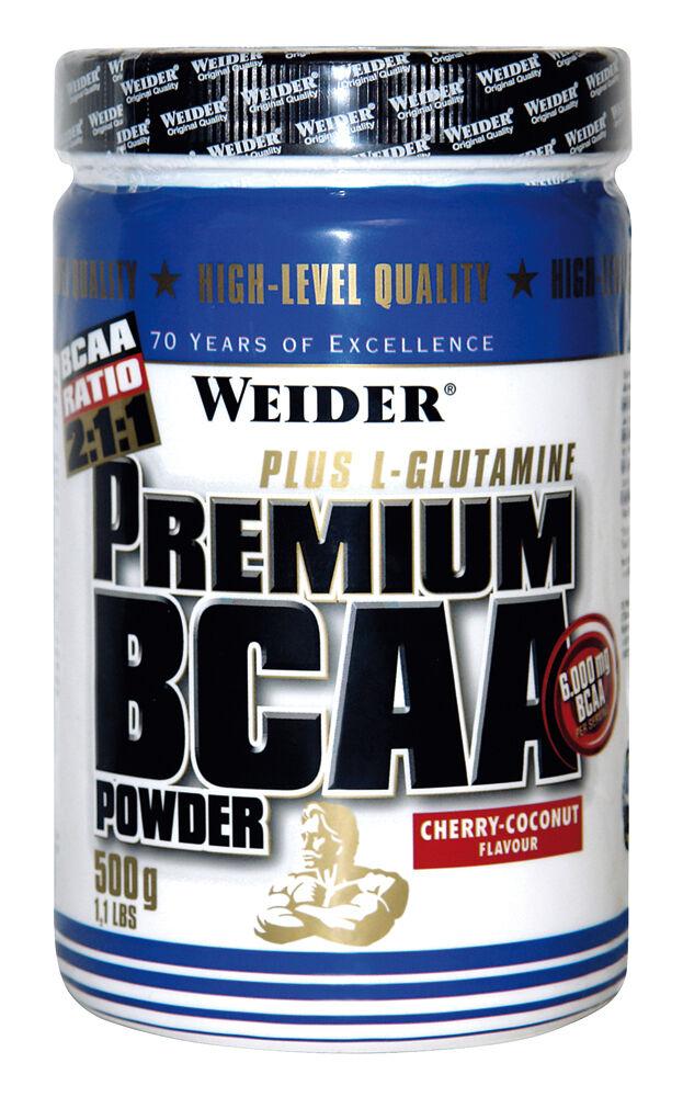 Premium BCAA - Powder 0,5 kg - BCAA WEIDER d58434