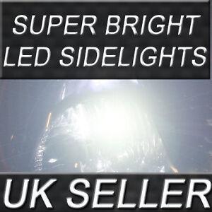 Super-brillante-LED-Luz-Lateral-T10-W5W-501-Para-Mitsubishi-Shogun