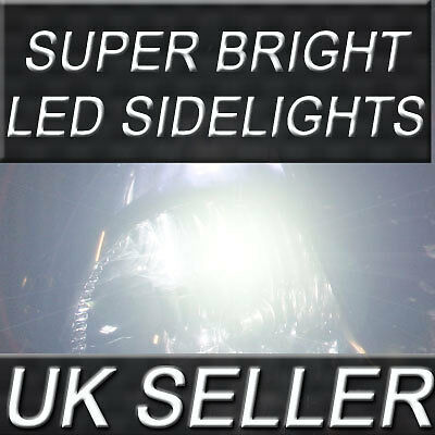 SUPER BRIGHT LED SIDE LIGHT T10 W5W 501 for FORD TRANSIT CONNECT