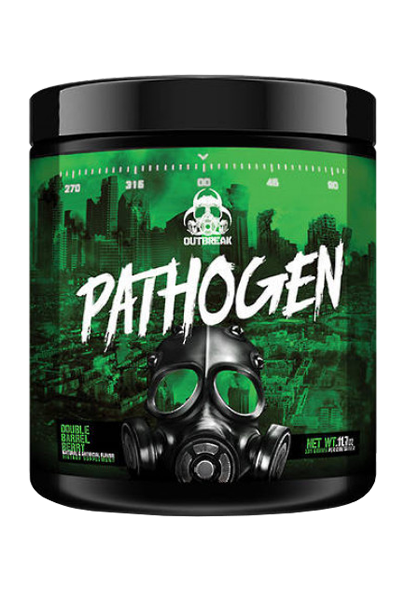 Outbreak Nutrition - Pathogen 340g Watermelon Letzte Dose