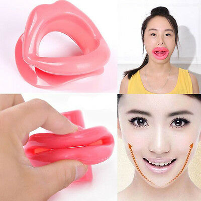 Hot Pretty Women Beauty Silicone Face Slimmer Mouth Muscle Tightener Present