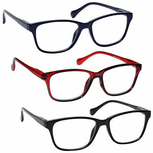 4ff2daf3878 Image is loading UV-Reader-Lightweight-Reading-Glasses-Designer-Style-Mens-