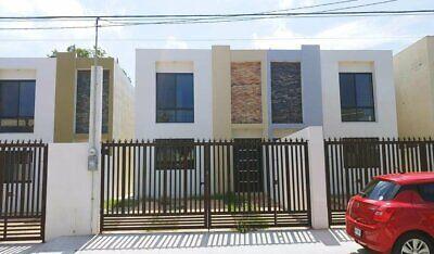 Casa nueva de 3 recamaras, una en planta baja, col. Luna Luna, Cd. Madero