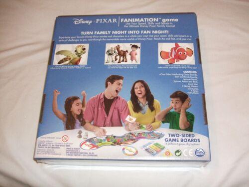 New Disney Pixar Fanimation Family Game