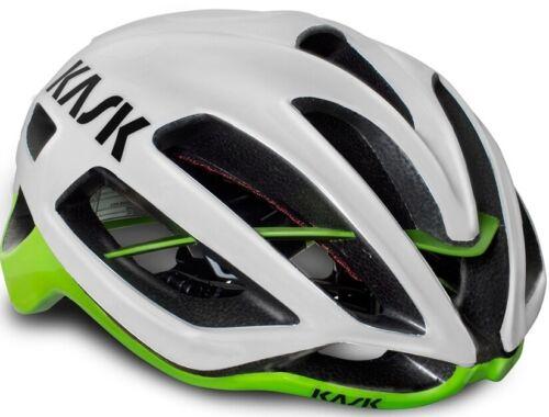 White Kask Protone Road Cycling Helmet