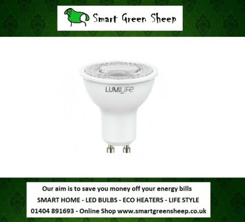 5 Watt GU10 LED Spotlight 50W Replacement 5 Year Warranty