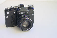 ZENIT 12XP FILM CAMERA WITH HELIOS 44M