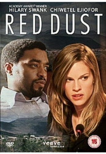 1 of 1 - RED DUST HILARY SWANK CHIWETEL EJIOFOR VERVE PICTURES UK 2005 REGION 2 DVD NEW