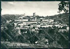 Macerata Sarnano Foto FG cartolina KF1827