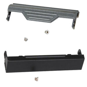 2x-Replacement-Hard-Drive-Caddy-Cover-Door-for-Dell-Latitude-D820-D830-E6510