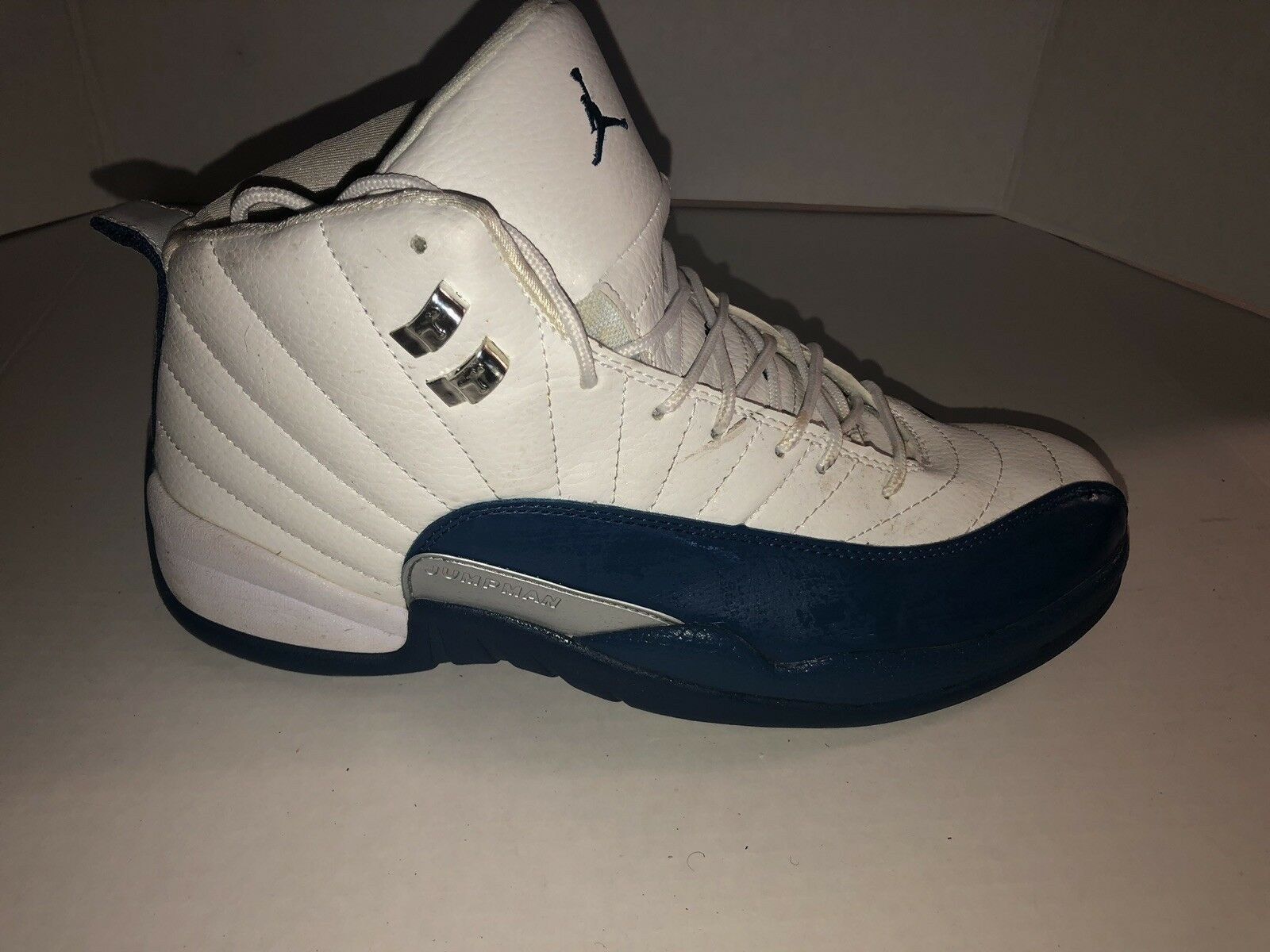 Air jordan retro 12 french bluee- All Sizes Available