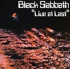 Live at Last by Black Sabbath (CD, Oct-2010, Noise (USA))