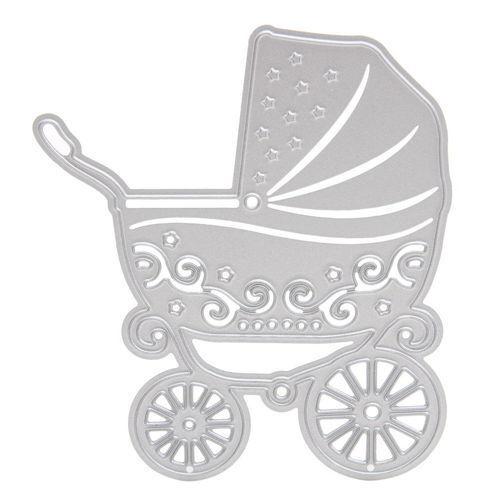 Craft-House /'Baby Pram/' Cutting Die CHD25
