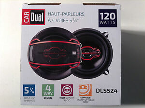 Dual-DLS524-5-1-4-034-Speakers-120-Watts