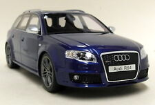 143 Neo Scale Model 1994 Audi Rs2 Avant B4 Nogaro Blue Metallic For