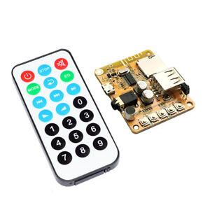 DIY Wireless Bluetooth 4.2 Speaker APP Support 3.5mm Audio ...