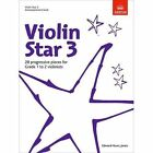 Violin Star 3, Accompaniment Book by Associated Board of the Royal Schools of Music (Sheet music, 2011)