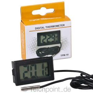 Termometro digitale tpm 10 per carpe koi laghetto piscina for Termometro per acquario tartarughe