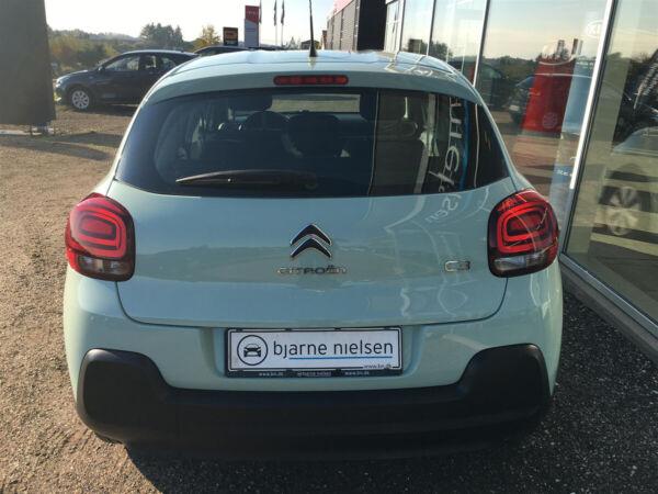 Citroën C3 1,6 BlueHDi 75 Feel+ billede 4