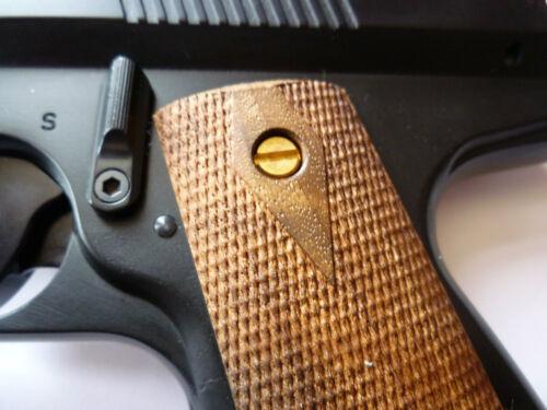 RICAMBIO compatibile Weihrauch HW45 OTTONE MASSICCIO Pistol Grip a Vite Kit HW 45