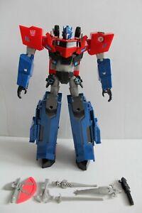 Transformers Adventure Optimus Prime complete Takara TAV-21 RID 2015 Leader