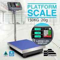 Electronic Digital 150kg Postal Scales Platform Scale Computing Shop Weight