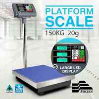 Electronic Digital 150kg Postal Scales Platform Scale Computing Shop Weight