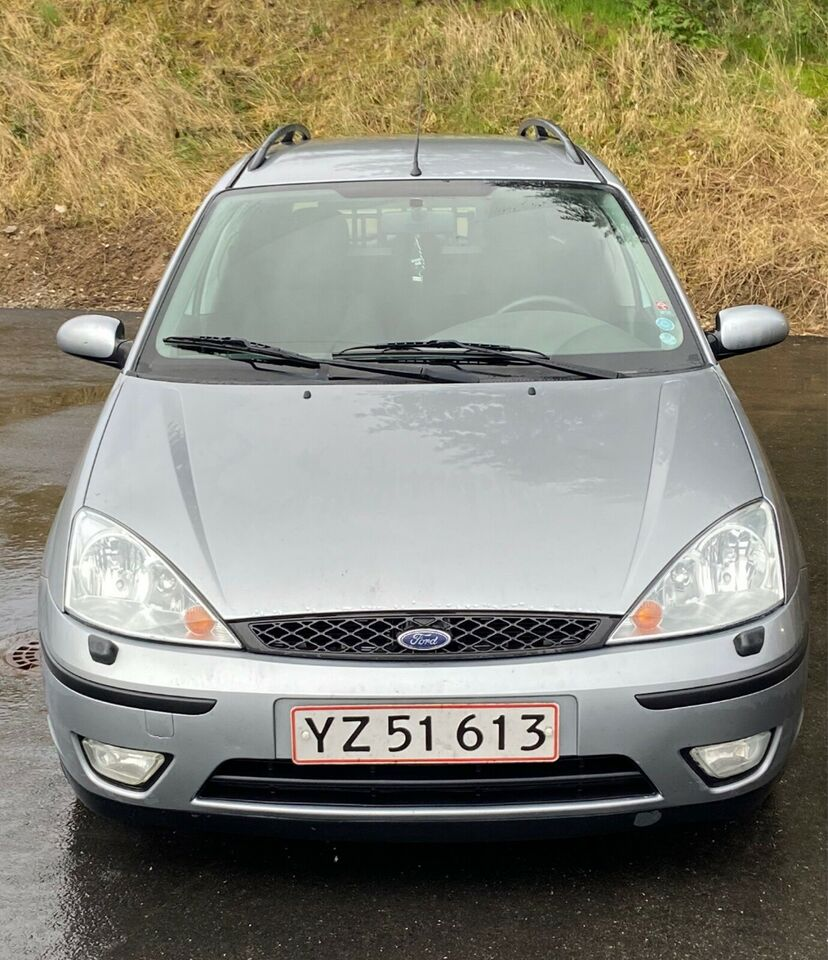 Ford Focus, 1,6 stc., Benzin