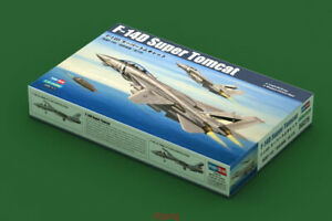 Hobbyboss-80278-1-72-F-14D-Super-Tomcat-Model-Kit-Hot