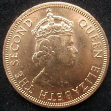 British Caribbean Territories 1 Cent 1965 CH BU