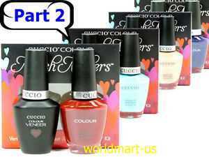 CUCCIO-VENEER-Match-Makers-Soak-Off-Gel-Polish-amp-Matching-Larquer-Color-Part-2