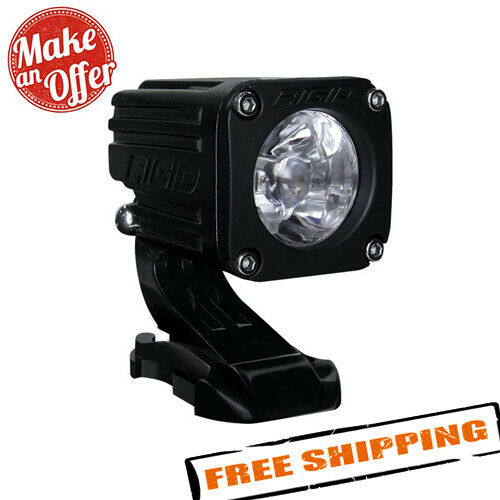 Black Rigid Industries Ignite LED Spot Light - 20511 Surface Mount