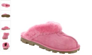 UGG-Coquette-Wild-Berry-Slipper-Slip-On-Women-039-s-US-sizes-5-11-NEW