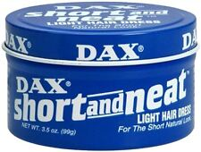 Dax Short and Neat Light Hair Dress 3.50 oz (Pack of 4)