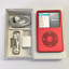 thumbnail 4 - New Apple iPod Classic 7th Generation Red (80G/120G/160G/256G/512G/1TB) sealed